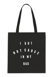 Conversational Tote ($25.00)